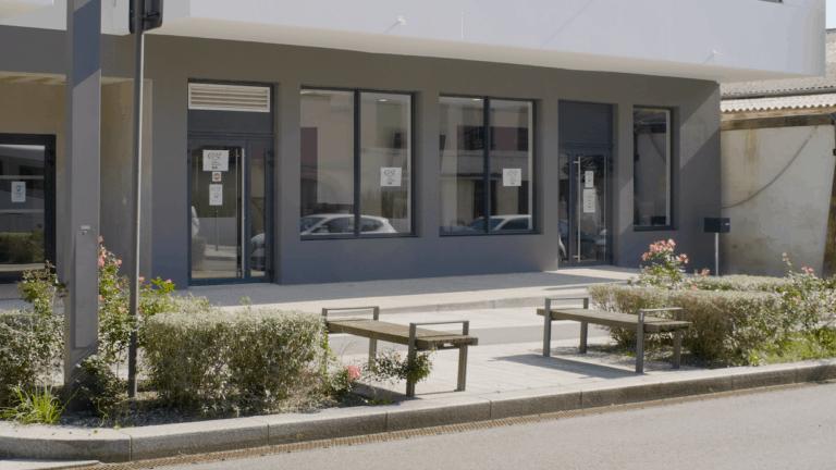Espace d'accueil & Bureaux